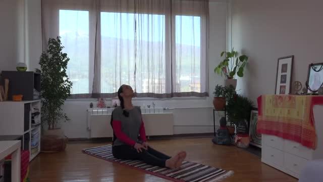 Yoga Class 4-2020