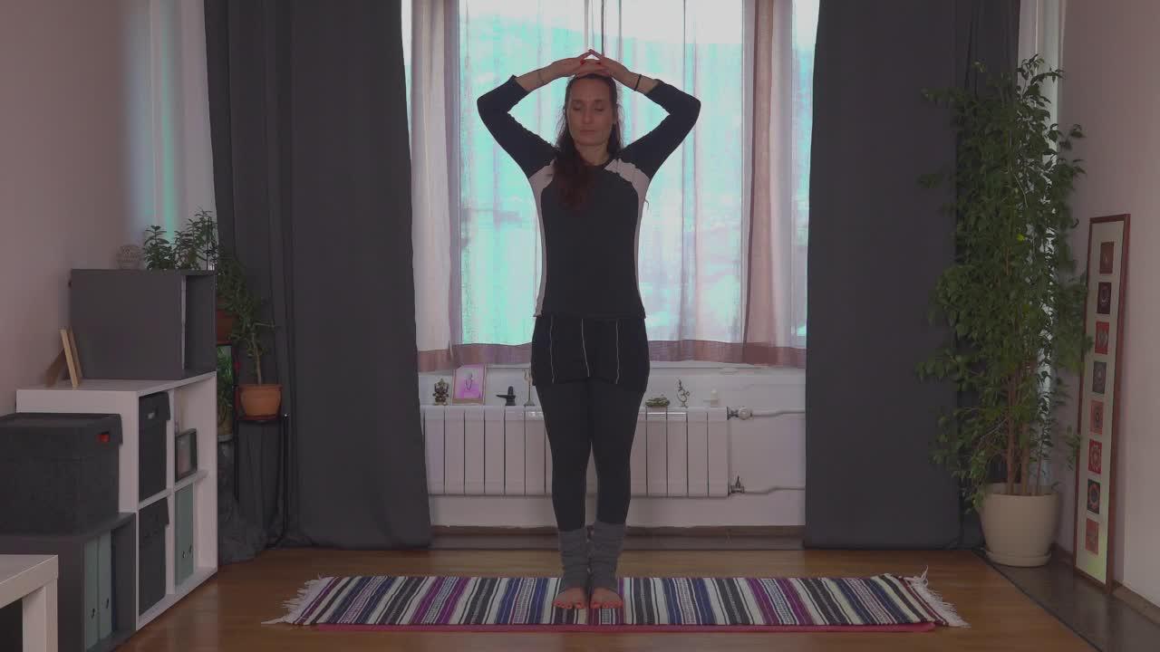 Yoga class January_3 2021